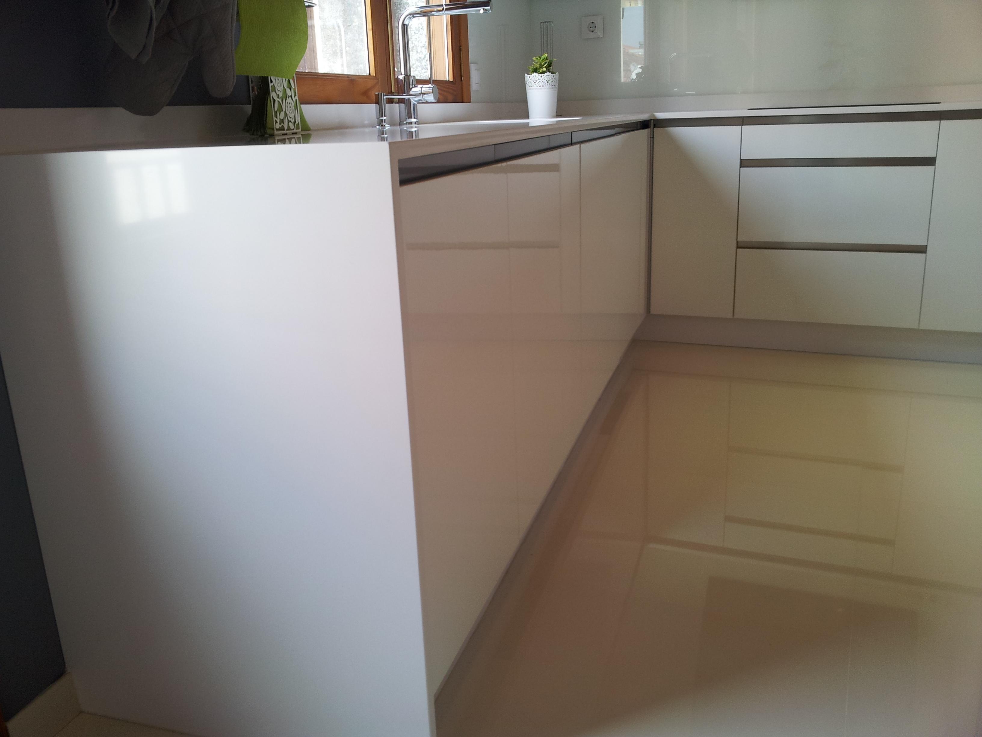 Carpinter a ote cocinas ote dise o y funcionalidad para su cocina - Tableros de cocina ...